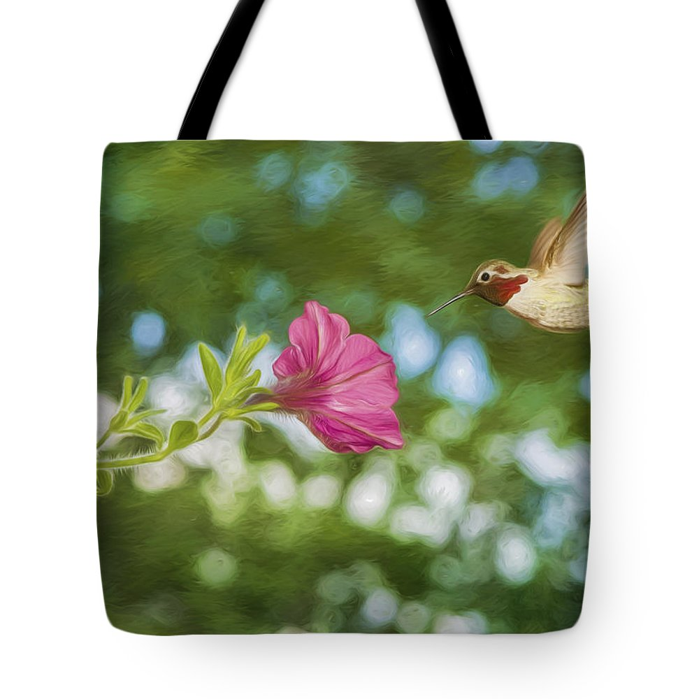 Flower Tote Bag featuring the photograph Sweet Summer by Cathy Kovarik