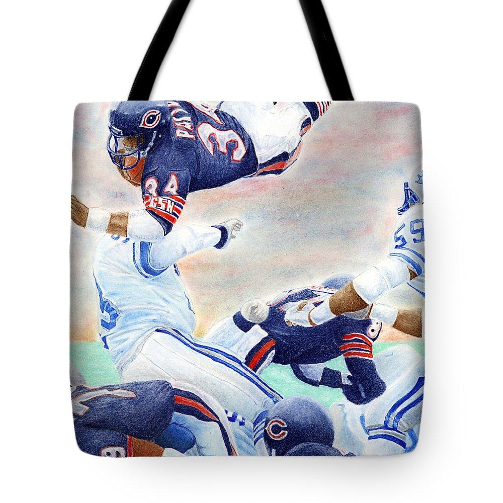 Football Tote Bags