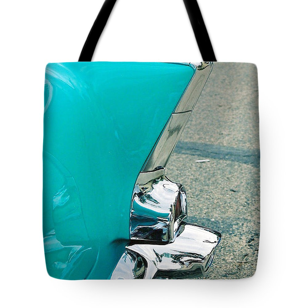 Tail Fin Tote Bag featuring the photograph Tail Fin by Lauri Novak