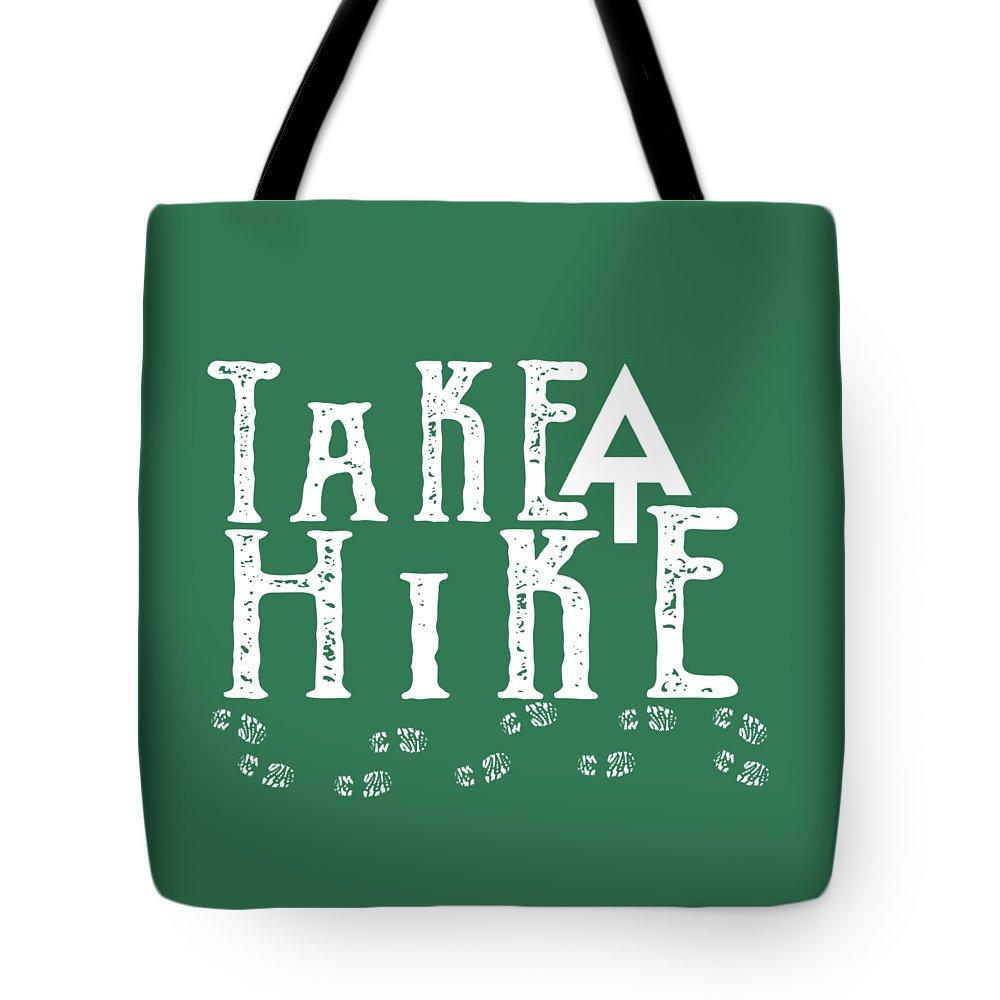 Hike Tote Bags