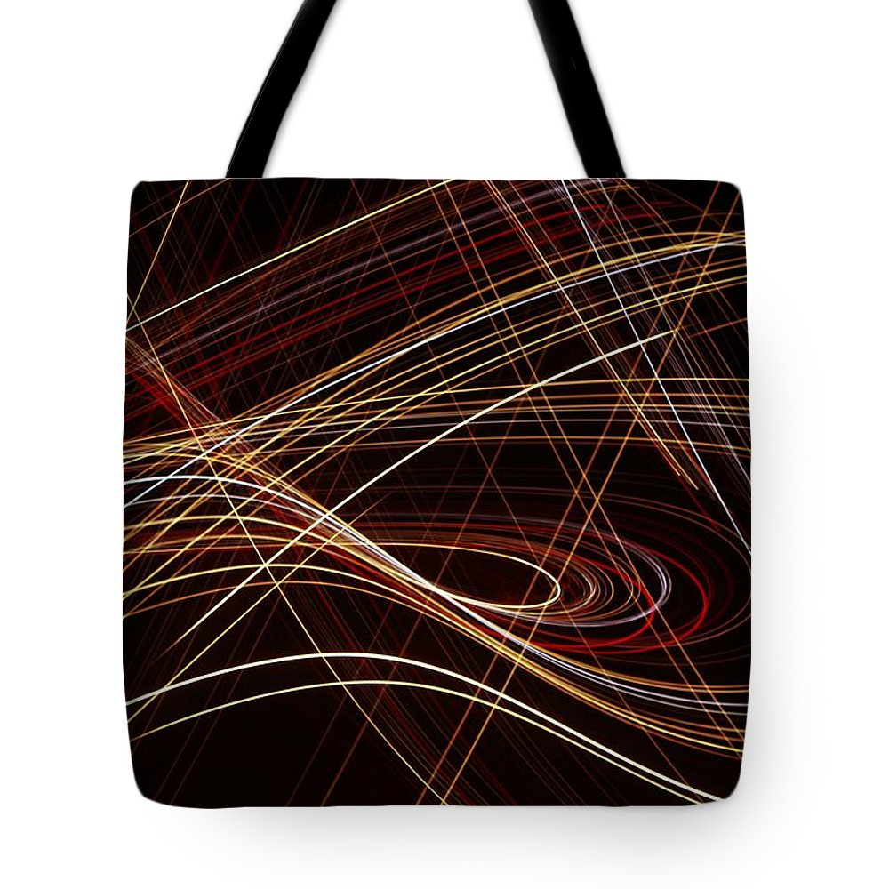 Nascar Tote Bag featuring the photograph Talladega Highway by Kieran Clare