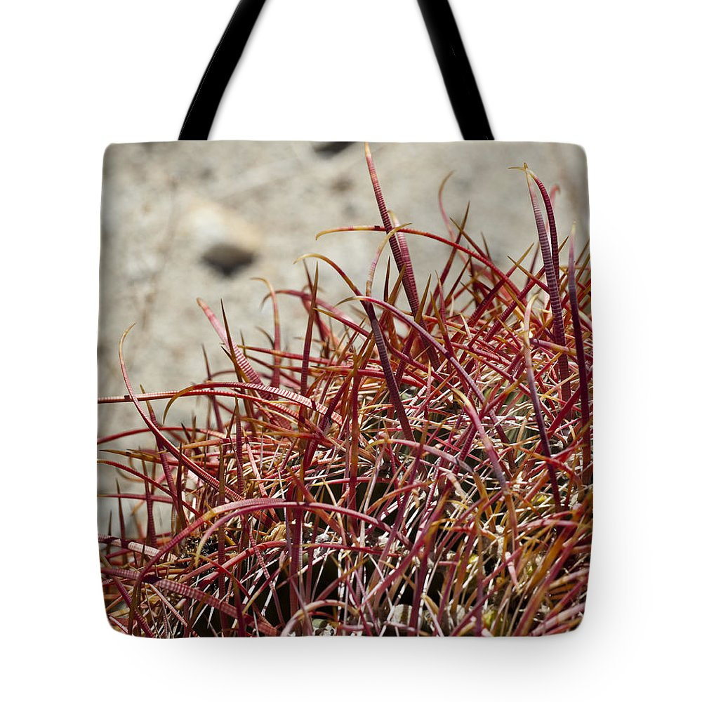 Barrel Tote Bag featuring the photograph Tangled by Kelley King
