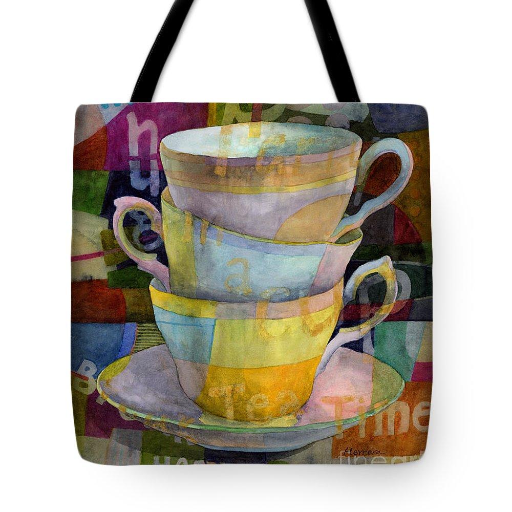 Tea Time Tote Bags