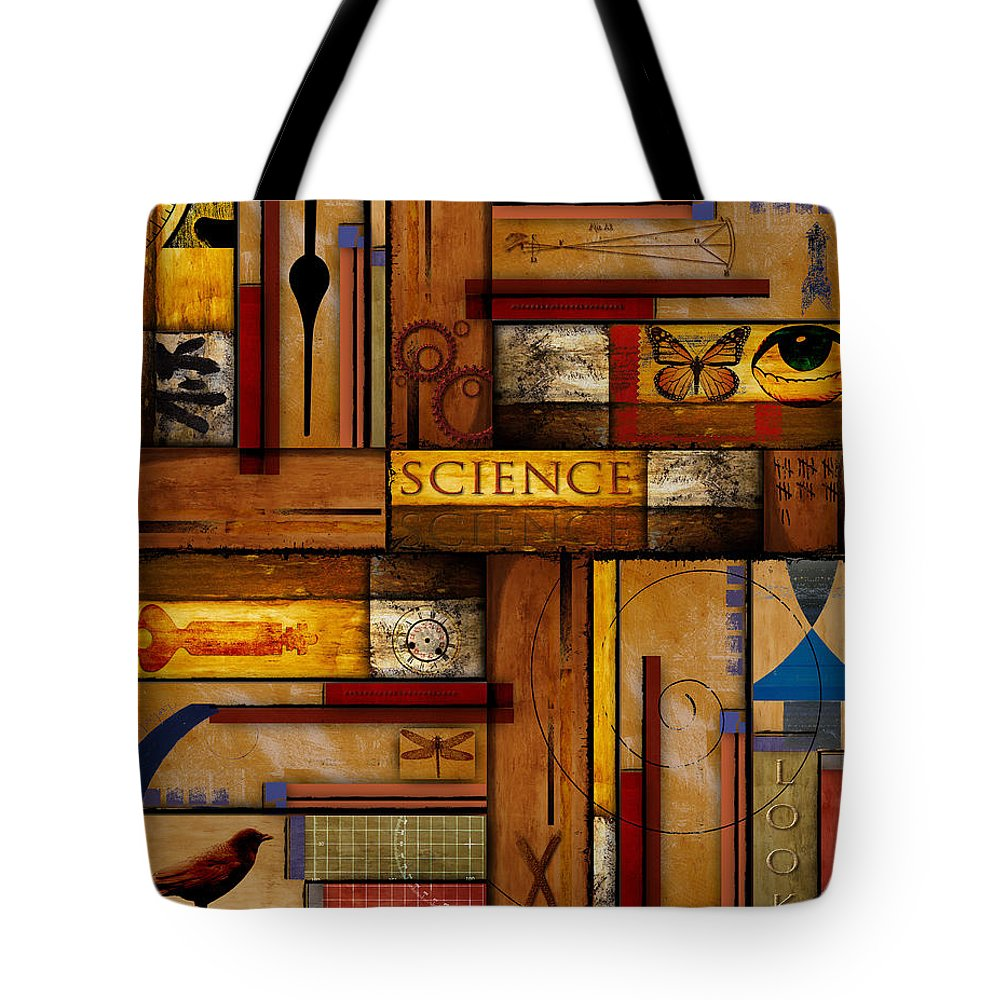 Science Education Tote Bags