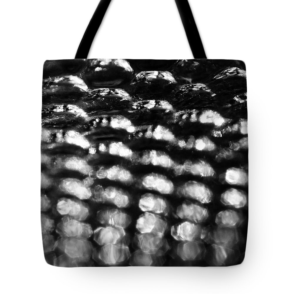 Skip Hunt Tote Bag featuring the photograph Tears Of A Clown by Skip Hunt