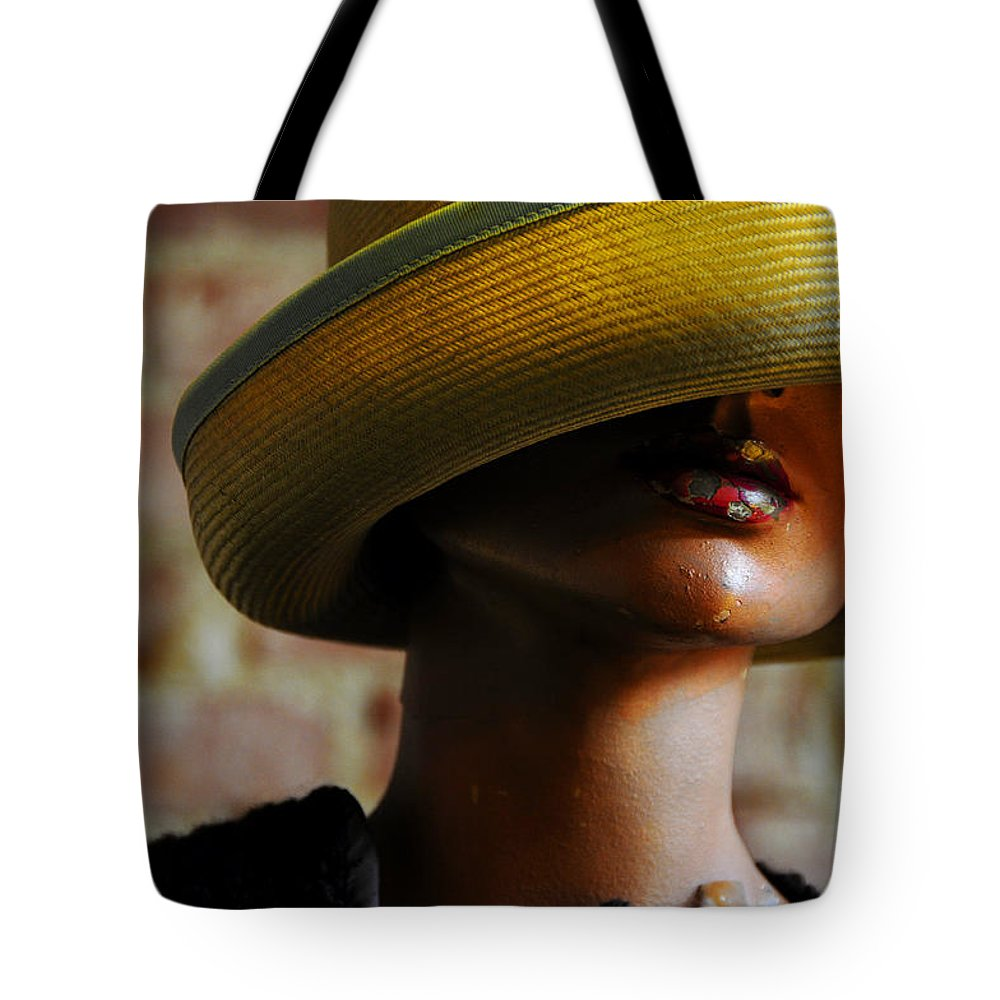 Aged Tote Bag featuring the photograph Tel Aviv by Skip Hunt