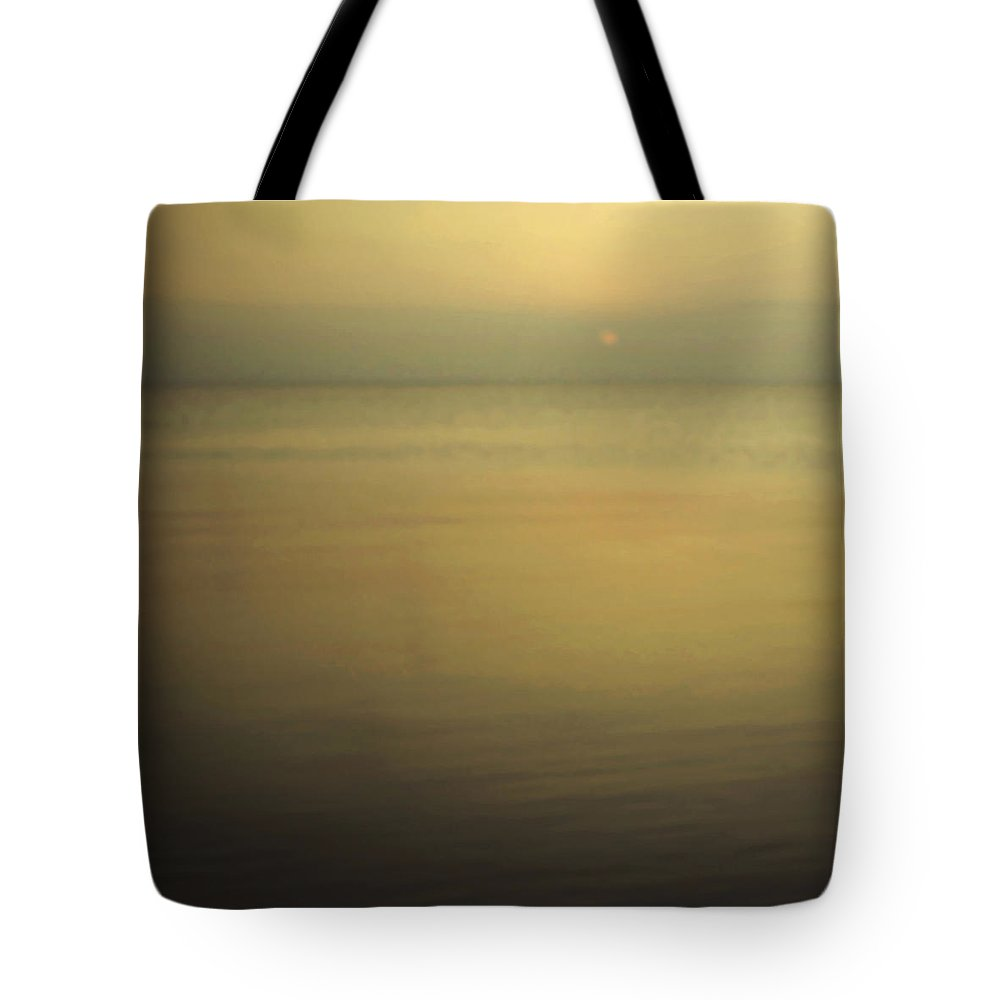 Blur Tote Bag featuring the photograph Tell Me If You Know All This by Dana DiPasquale