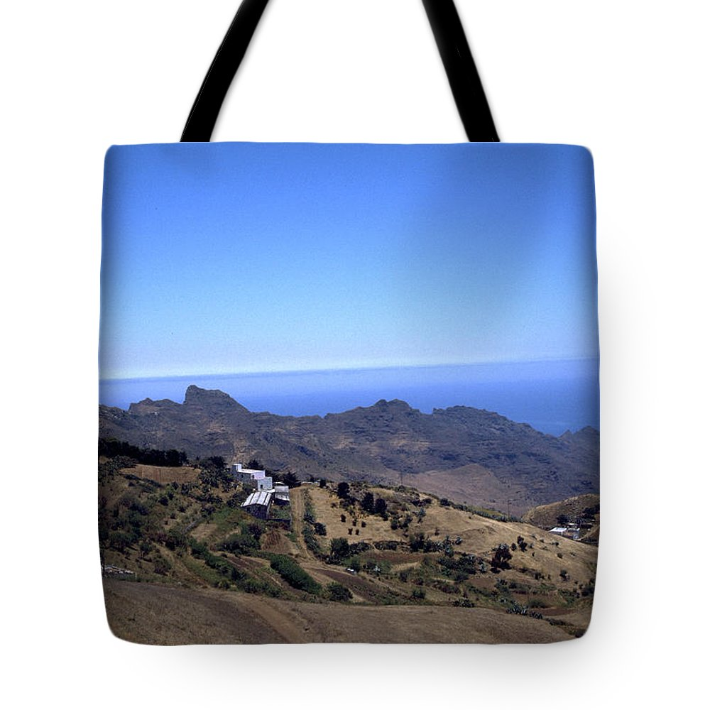 Tenerife Tote Bag featuring the photograph Tenerife II by Flavia Westerwelle