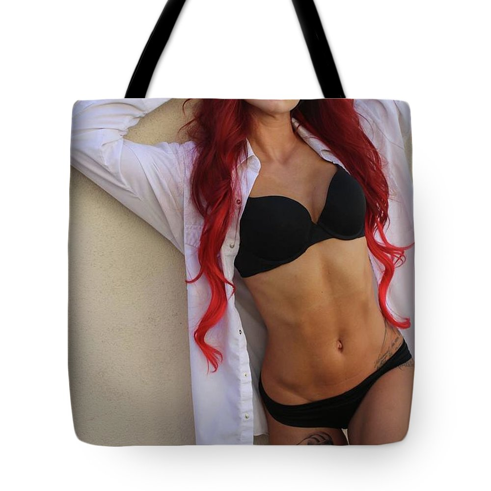Las Vegas Tote Bag featuring the photograph Teresa Sands Glam by Ace Micheals