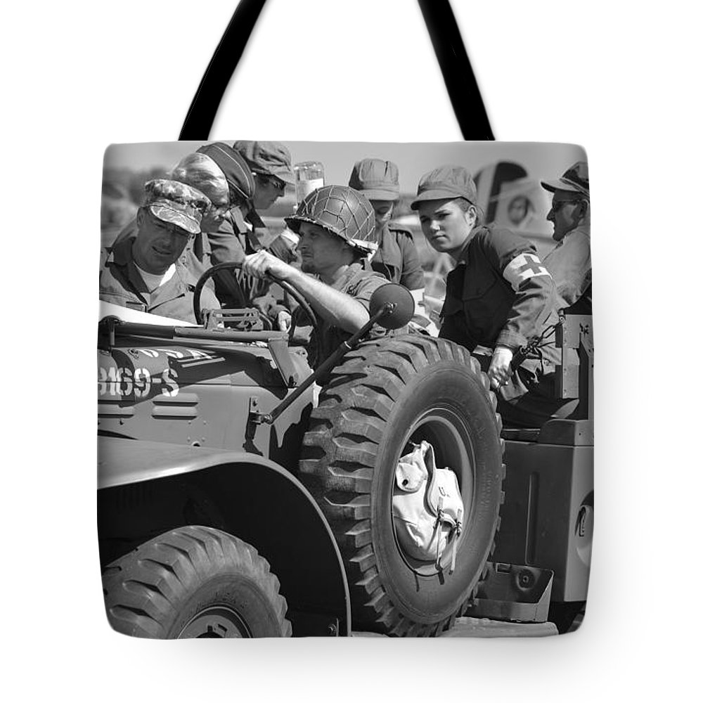 Airplane Tote Bag featuring the photograph Thank You by Lionelle van Staden