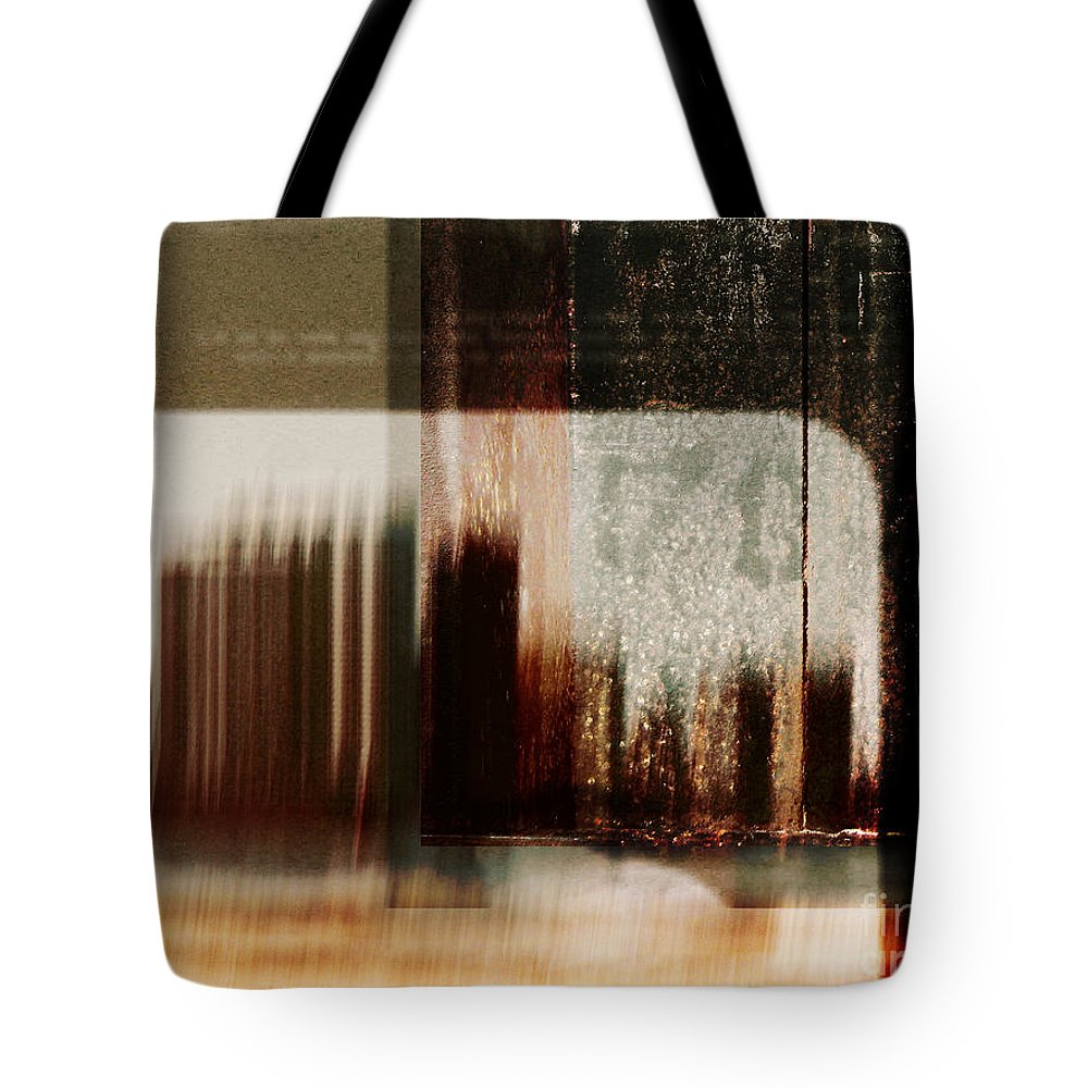 Dipasquale Tote Bag featuring the photograph That Day In The City When We Lost Track Of Time by Dana DiPasquale