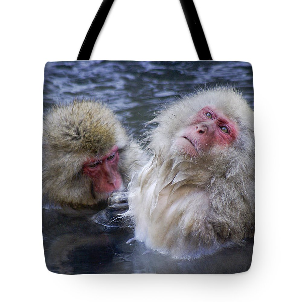 Japan Tote Bag featuring the photograph That Feels So Good by Michele Burgess