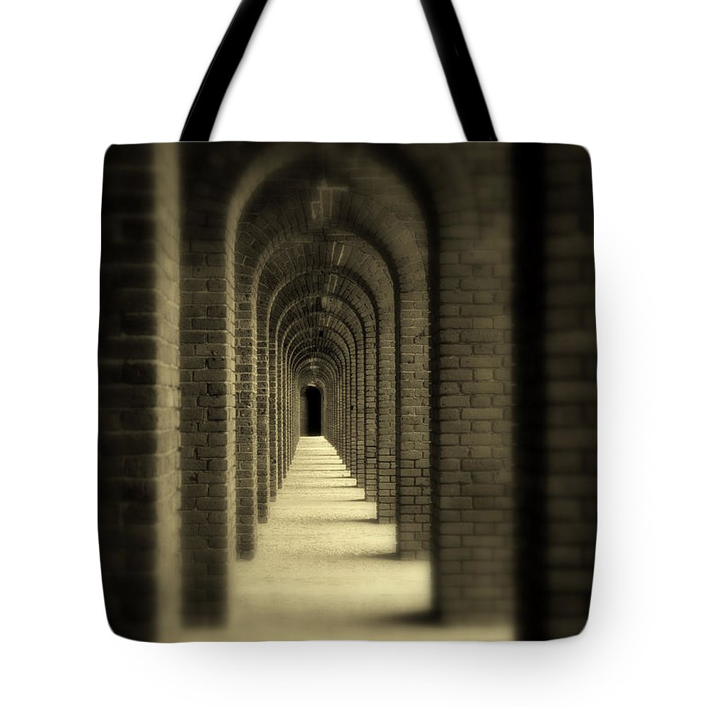 Photography Tote Bag featuring the photograph That Was Yesterday by Susanne Van Hulst