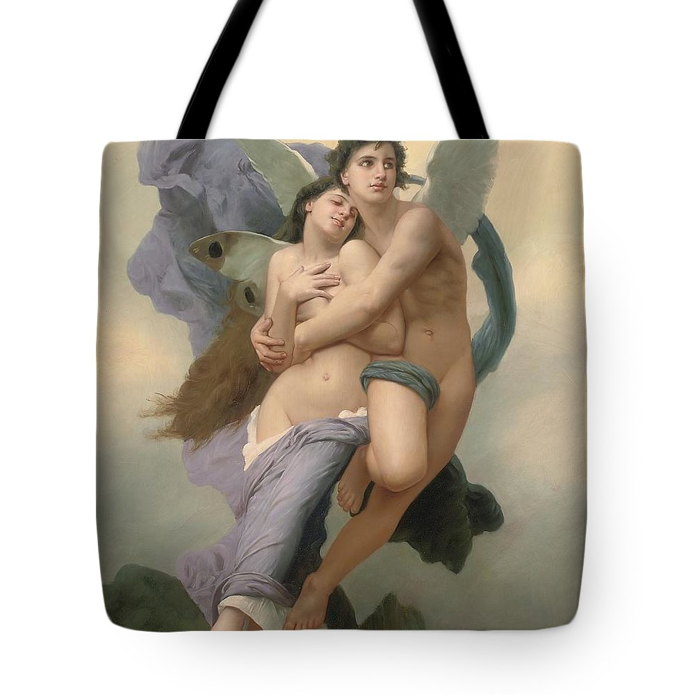 Abduct Tote Bags
