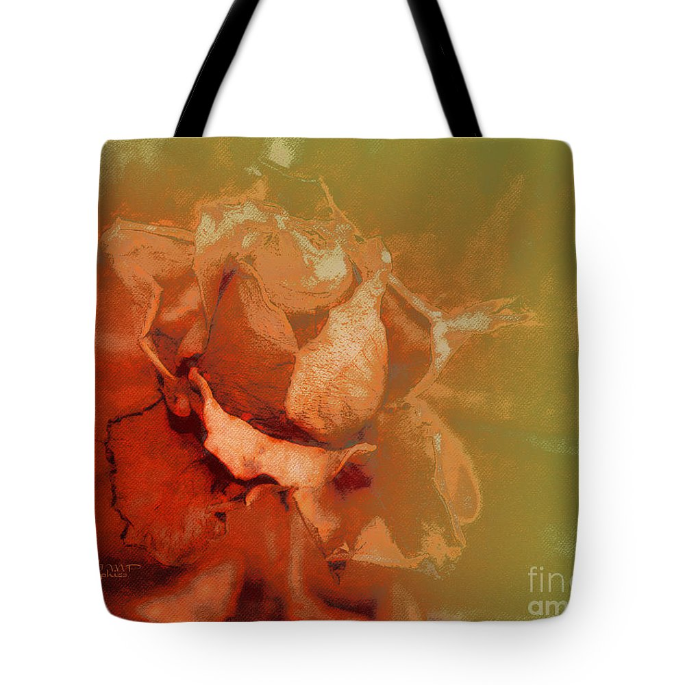 Photo Tote Bag featuring the photograph The Best Days Are Over by Jutta Maria Pusl