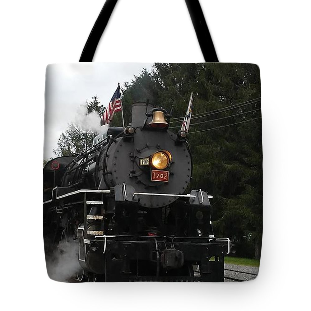Tote Bag featuring the photograph The Big1702 by Cheryl Uselton