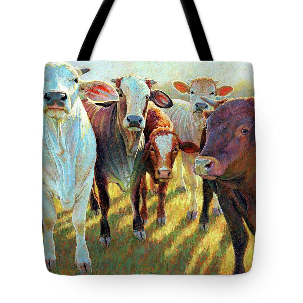 Brahma Tote Bags