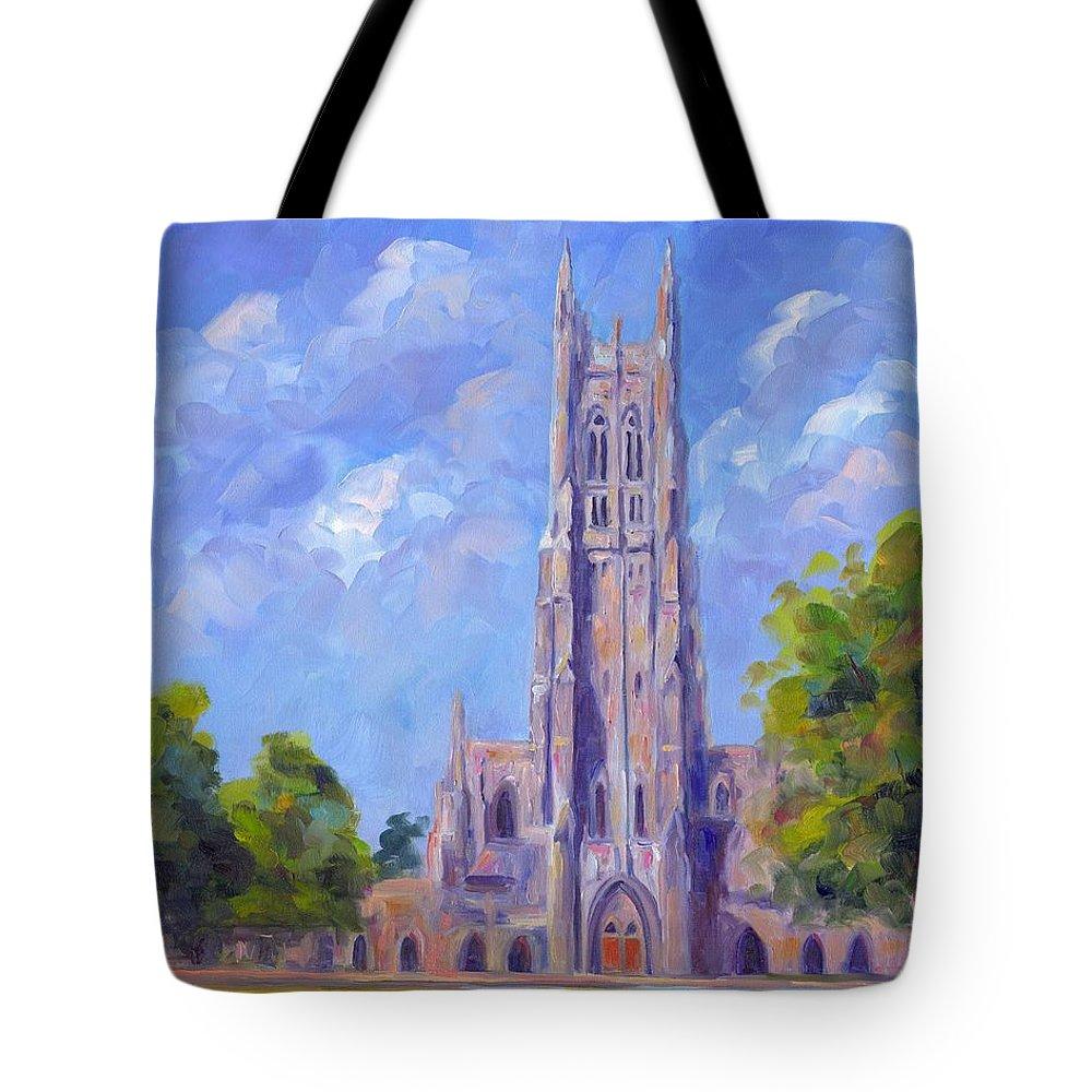 Duke Tote Bags