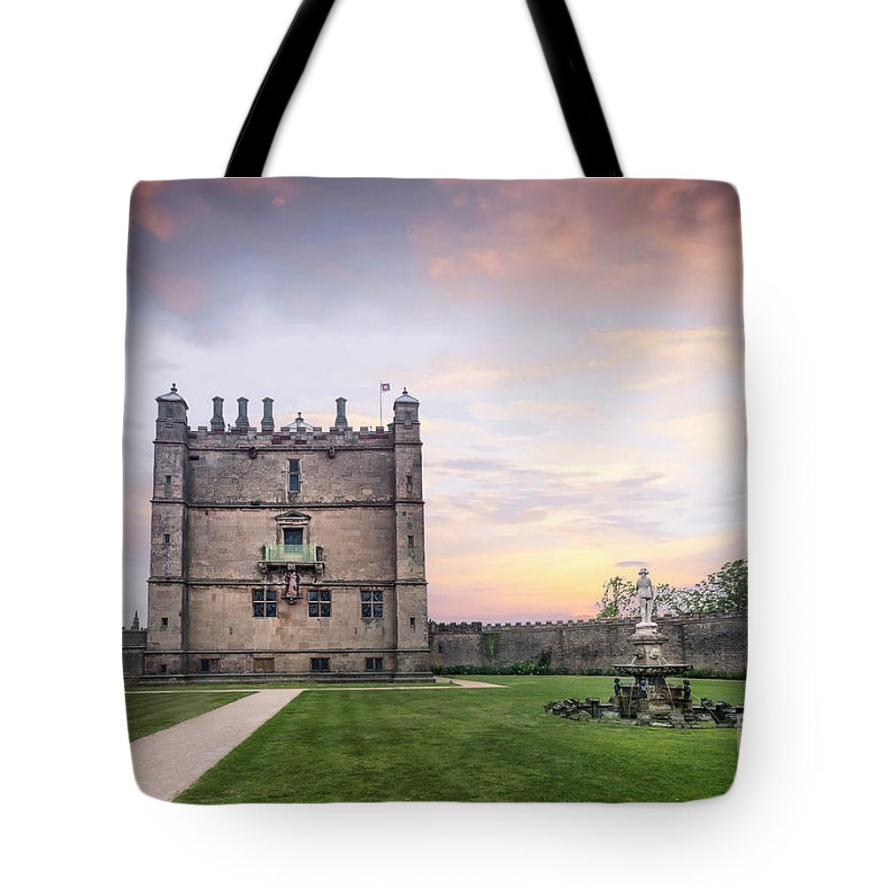 Kremsdorf Tote Bag featuring the photograph The Eternal Reign by Evelina Kremsdorf