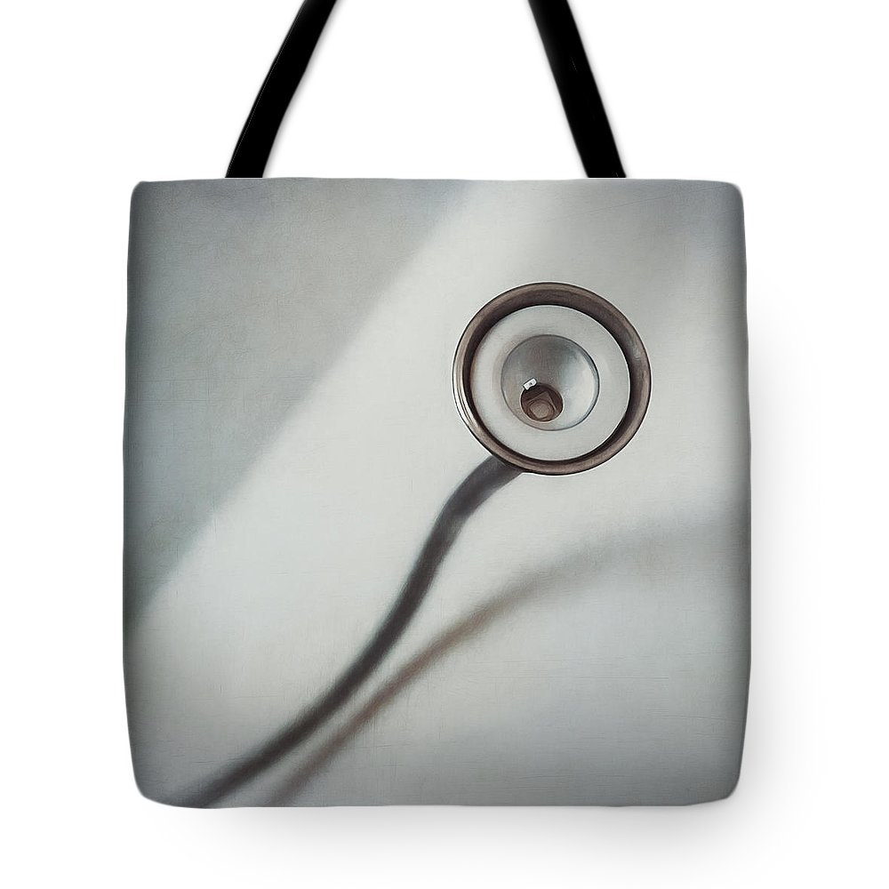 Scott Norris Photography Tote Bag featuring the photograph The Eye In The Sky by Scott Norris
