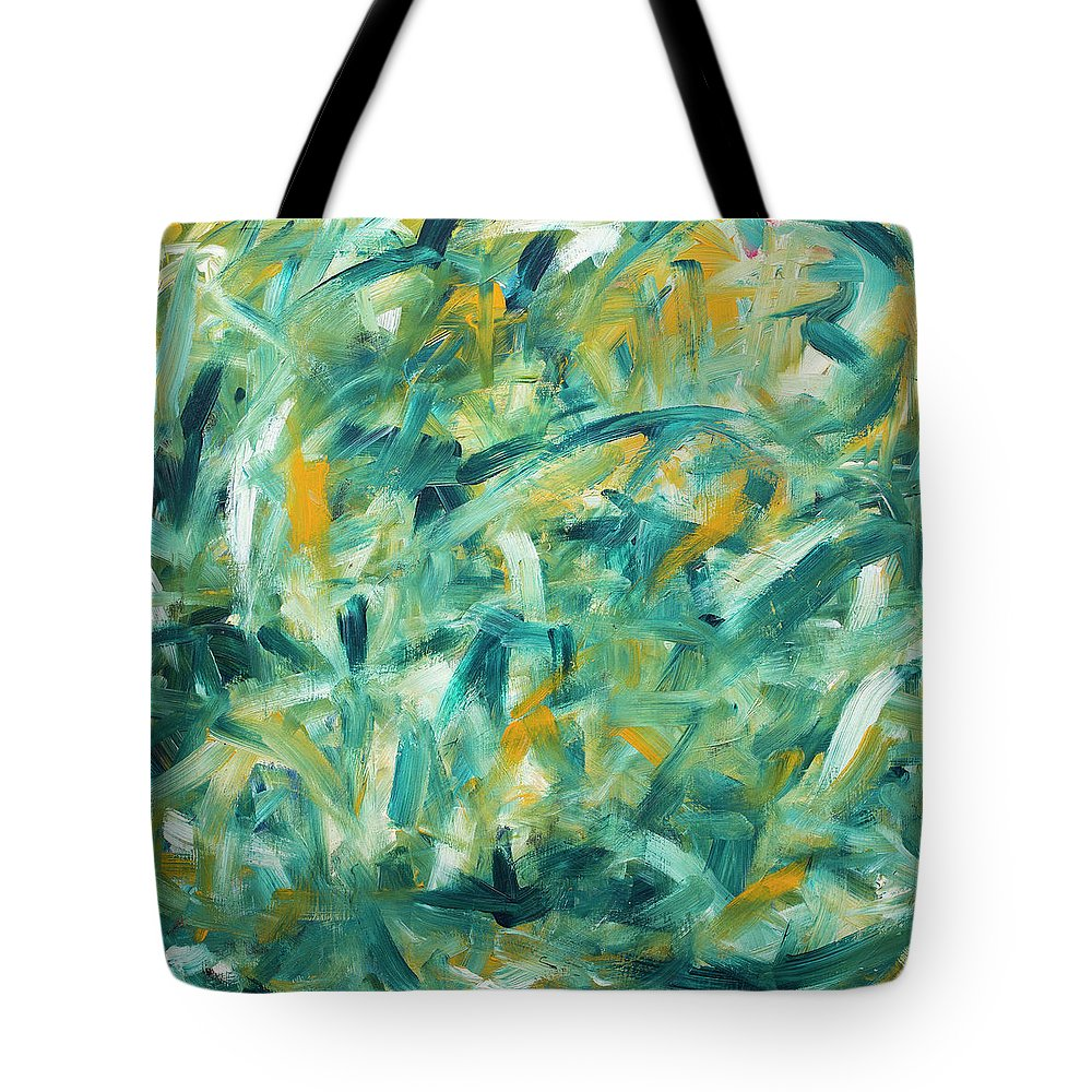 2003 Tote Bag featuring the painting The Four Seasons - Summer by Will Felix