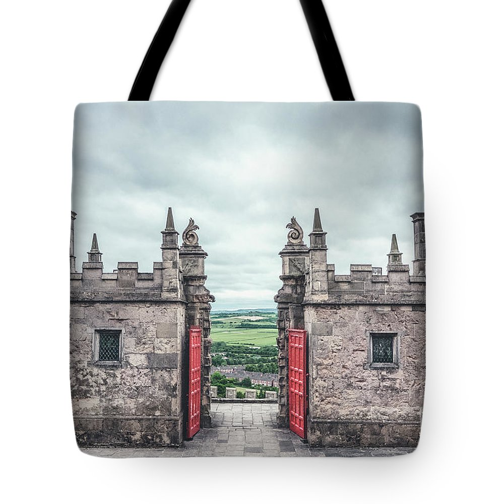 Kremsdorf Tote Bag featuring the photograph The Gate Of Evermore by Evelina Kremsdorf