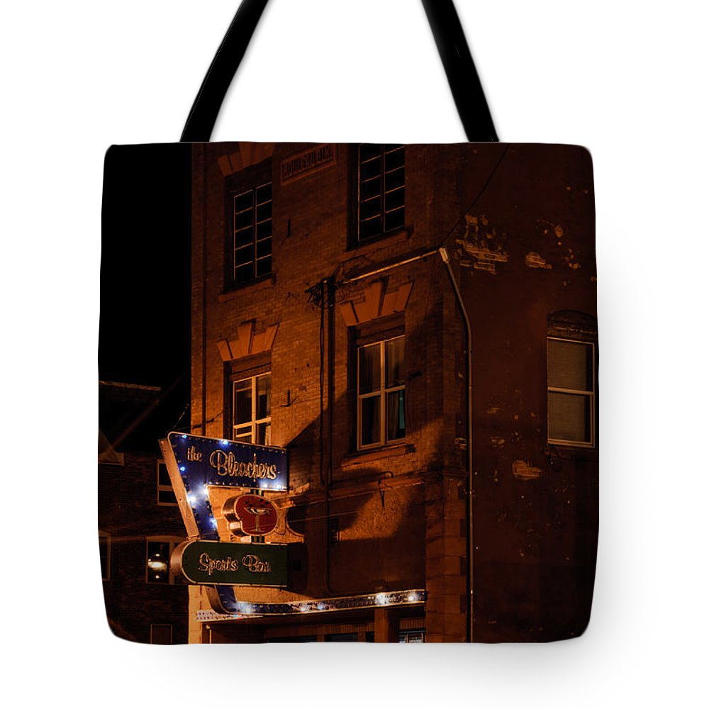 Antique Tote Bag featuring the photograph The Gathering by Robert Michaud