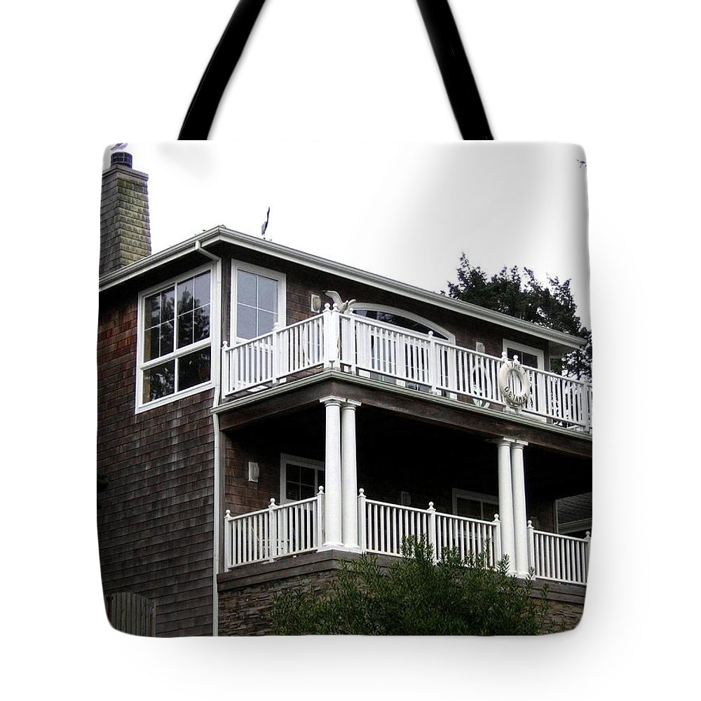 House Tote Bag featuring the photograph The Getaway by Will Borden