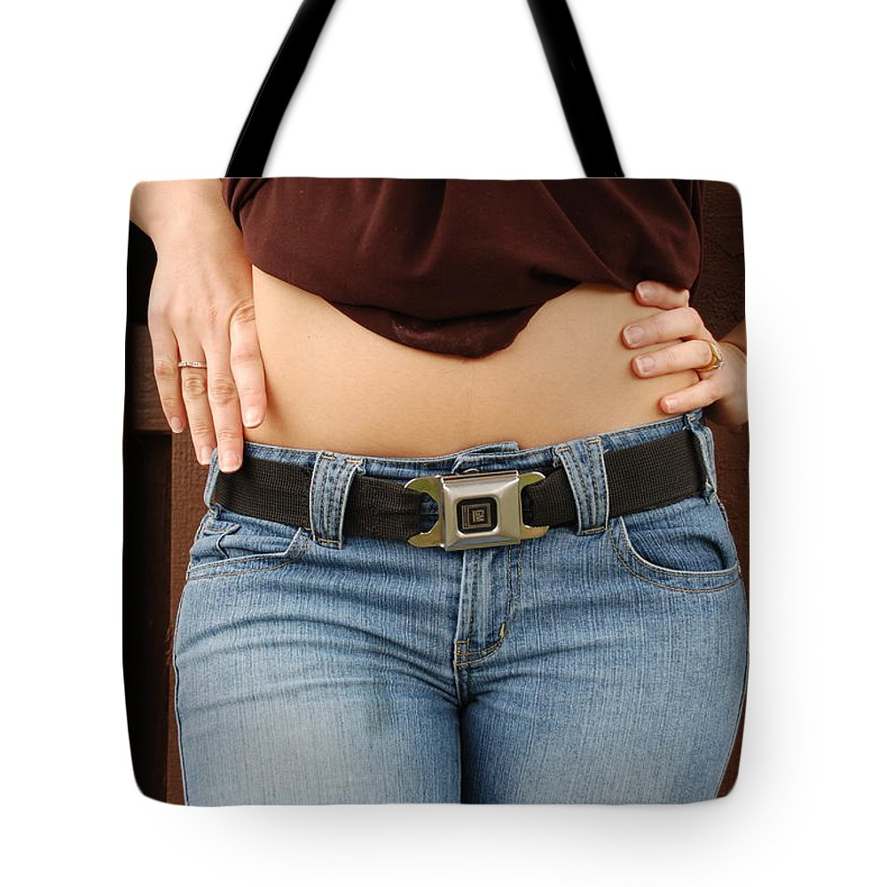Body Tote Bag featuring the photograph The Gm Belt by Rob Hans