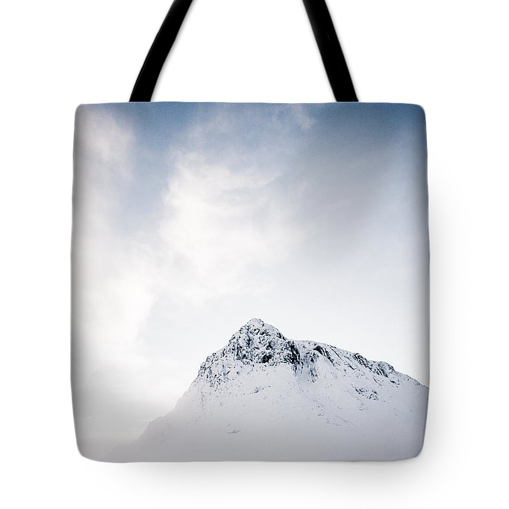 Buachaille Etive Mor Tote Bag featuring the photograph The Great Herdsman #2 by Kate Morton