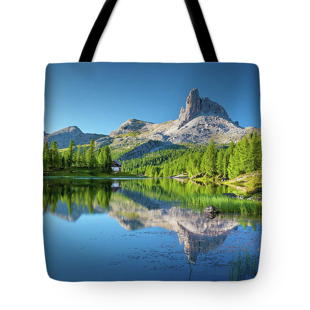Great Tote Bag featuring the photograph The Great Northwest by David Dehner