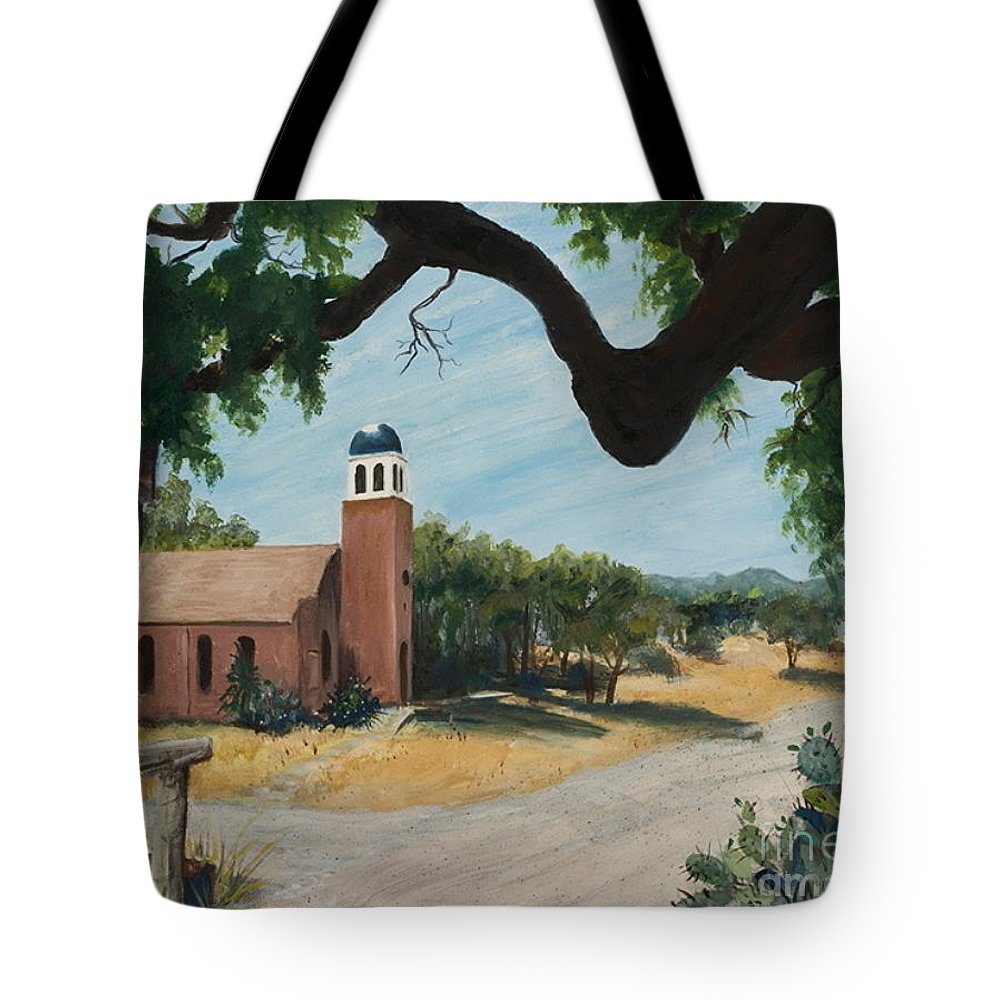 Tree Tote Bag featuring the photograph The Hanging Tree by Valerie Ann Peterson