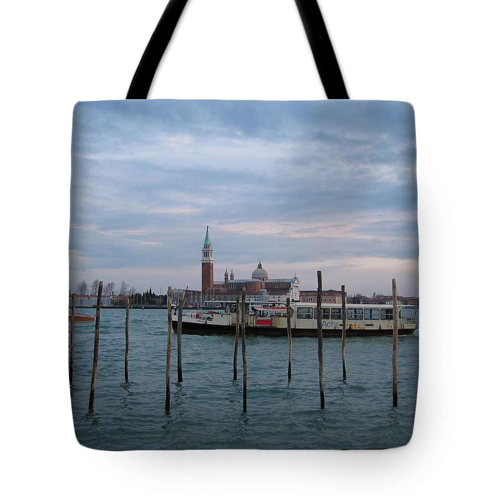 Europe Tote Bag featuring the photograph The Harbor by Dylan Punke