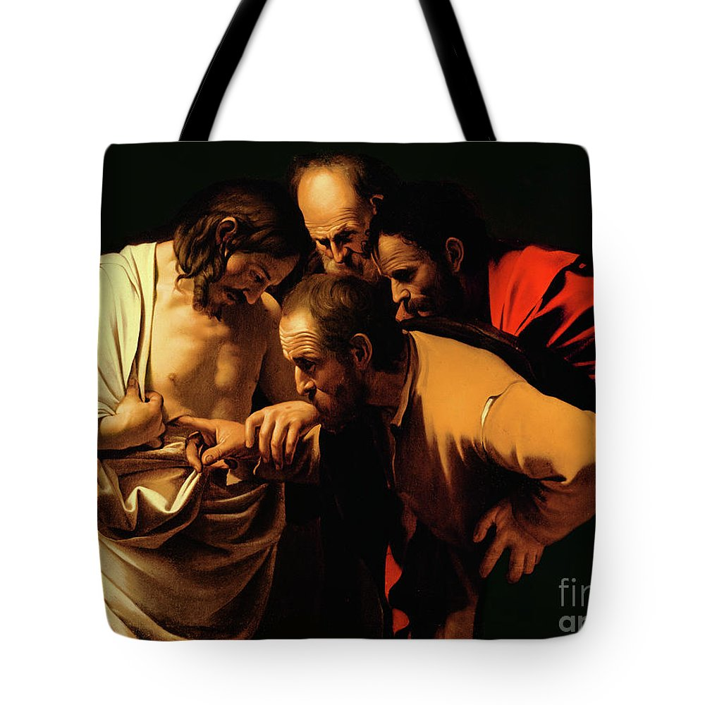 Wound Tote Bags