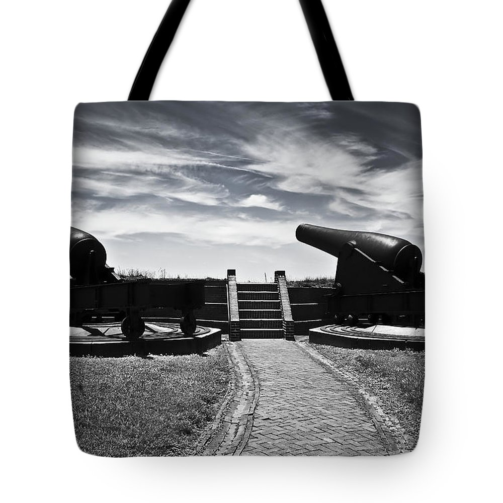 America Tote Bag featuring the photograph The Keepers Of Peace by Kacy Taylor