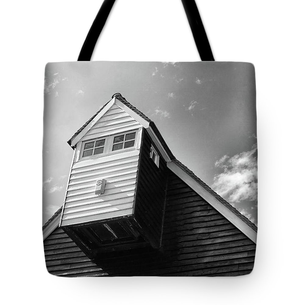 Mill Tote Bag featuring the photograph The Mill House by Martin Newman