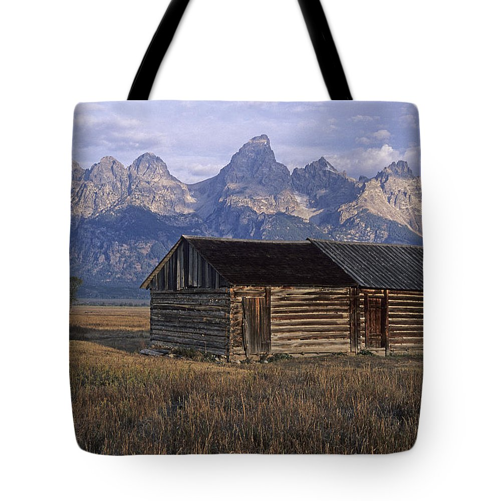 Scenic Tote Bag featuring the photograph The Molton Homestead by Doug Davidson