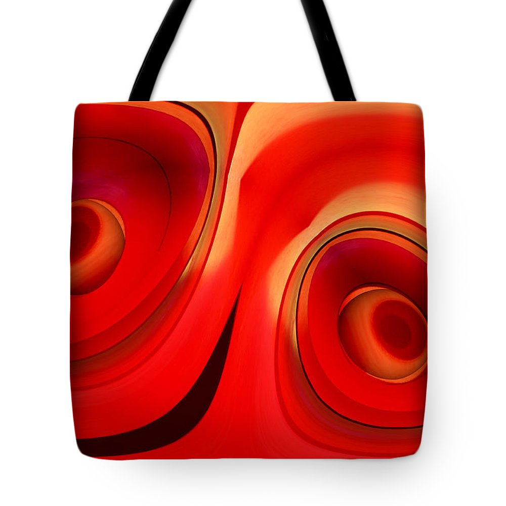 Photography Tote Bag featuring the photograph The Morning After by Paul Wear