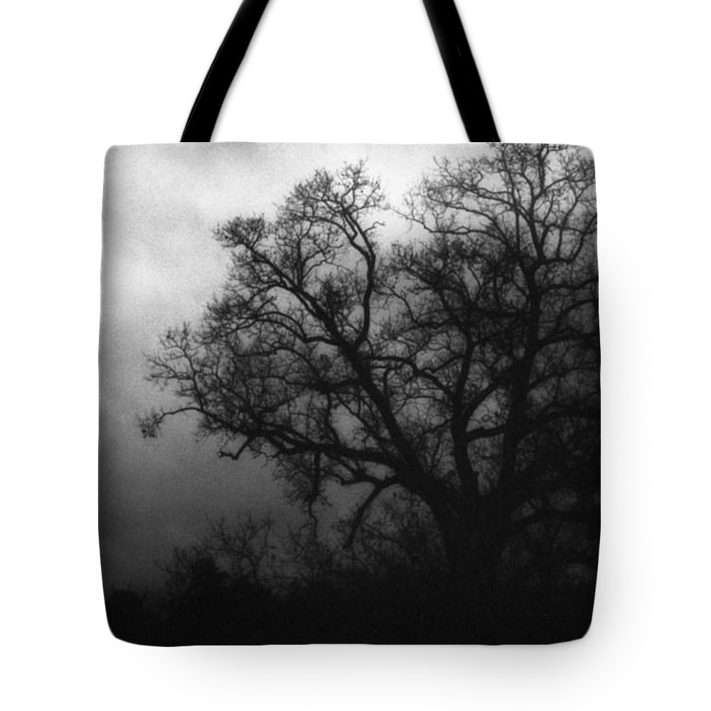 Eerie Tote Bag featuring the photograph The Other Side by Richard Rizzo