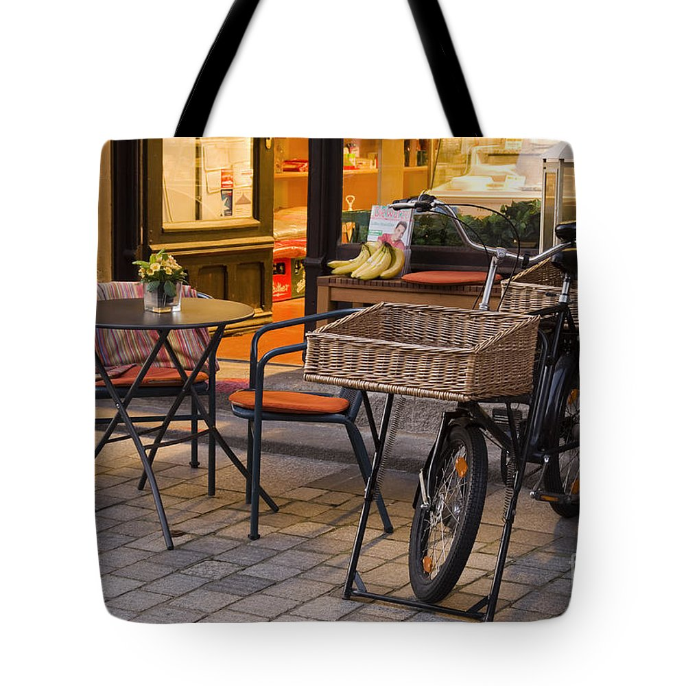 Outdoor Tote Bag featuring the photograph The Outdoor Season Has Opened by Karin Stein