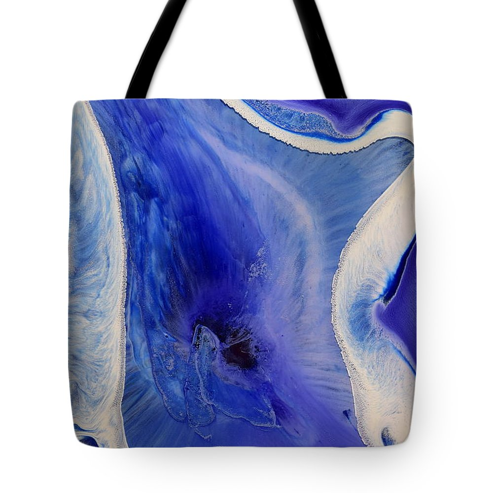 Portal Tote Bag featuring the painting The Portal by Brion McMaster