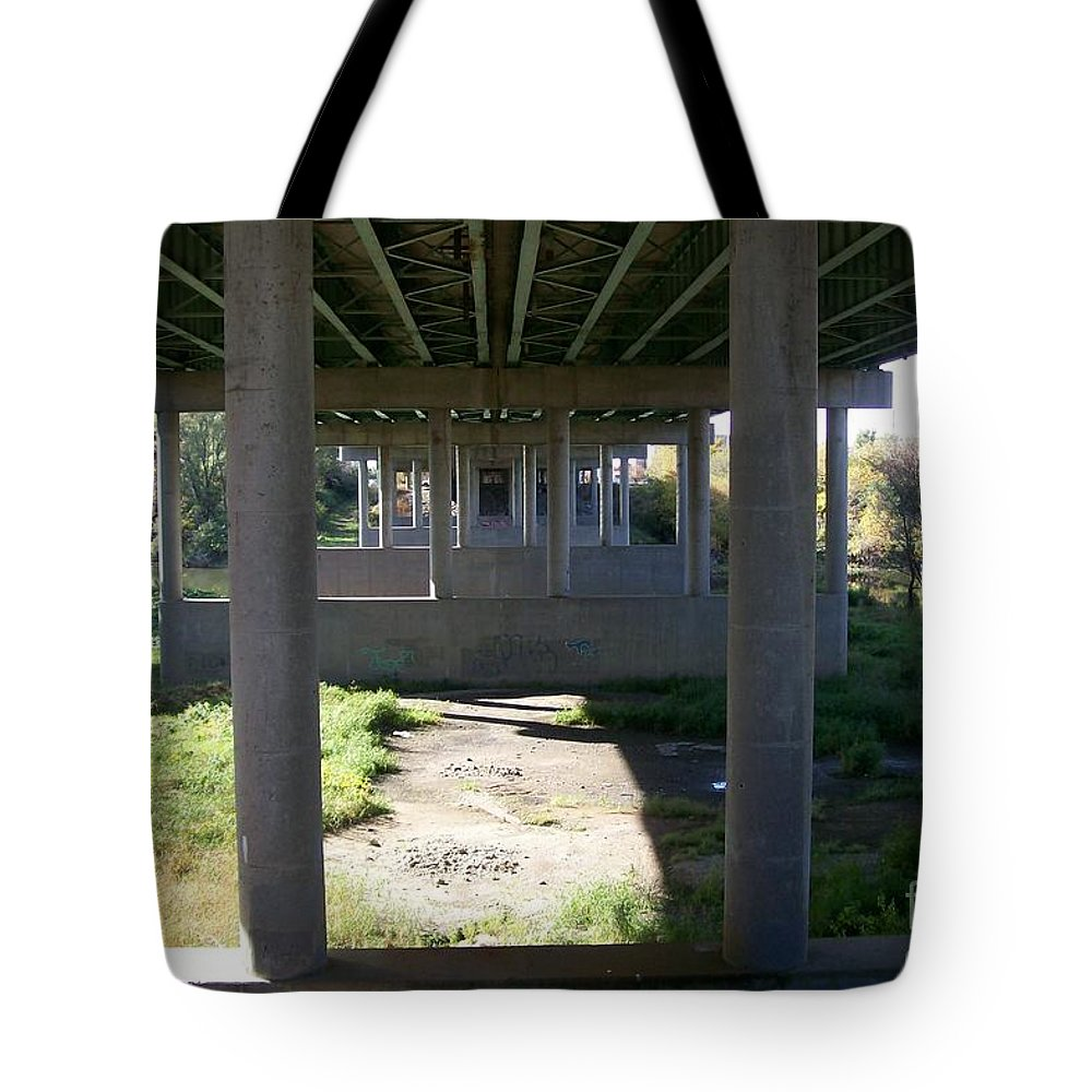Landscape Tote Bag featuring the photograph The Portal by Stephen King