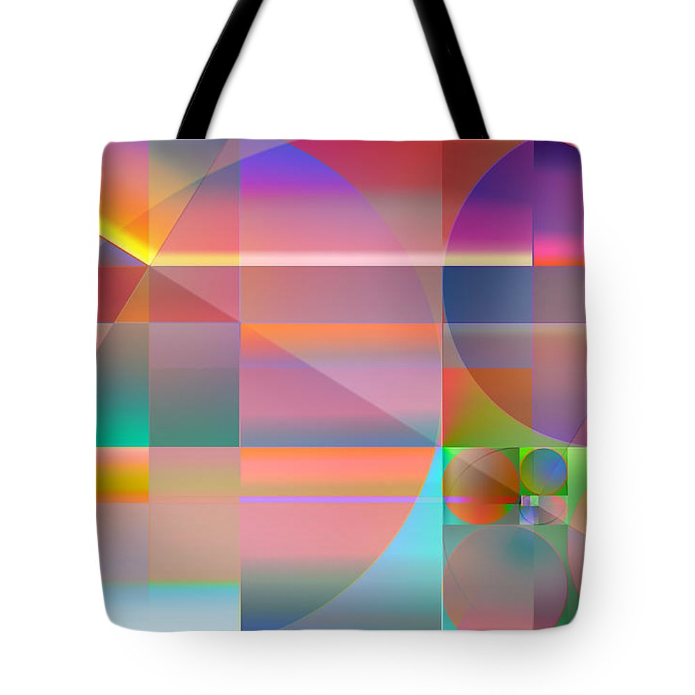 �the Abstracts Plus� Collection By Serge Averbukh Tote Bag featuring the photograph The Principles Of Life by Serge Averbukh