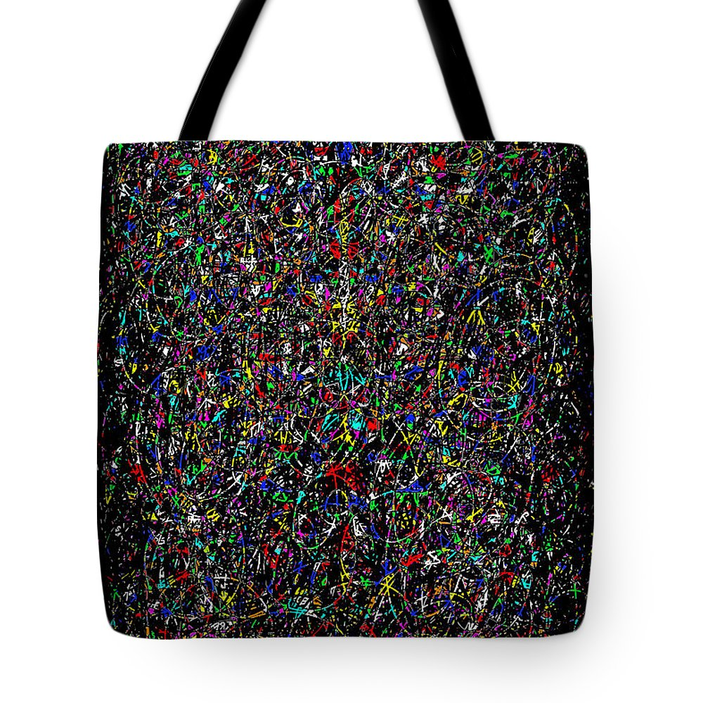 The Rectangle 2 Tote Bag featuring the photograph The Rectangle IIi by Andy Za