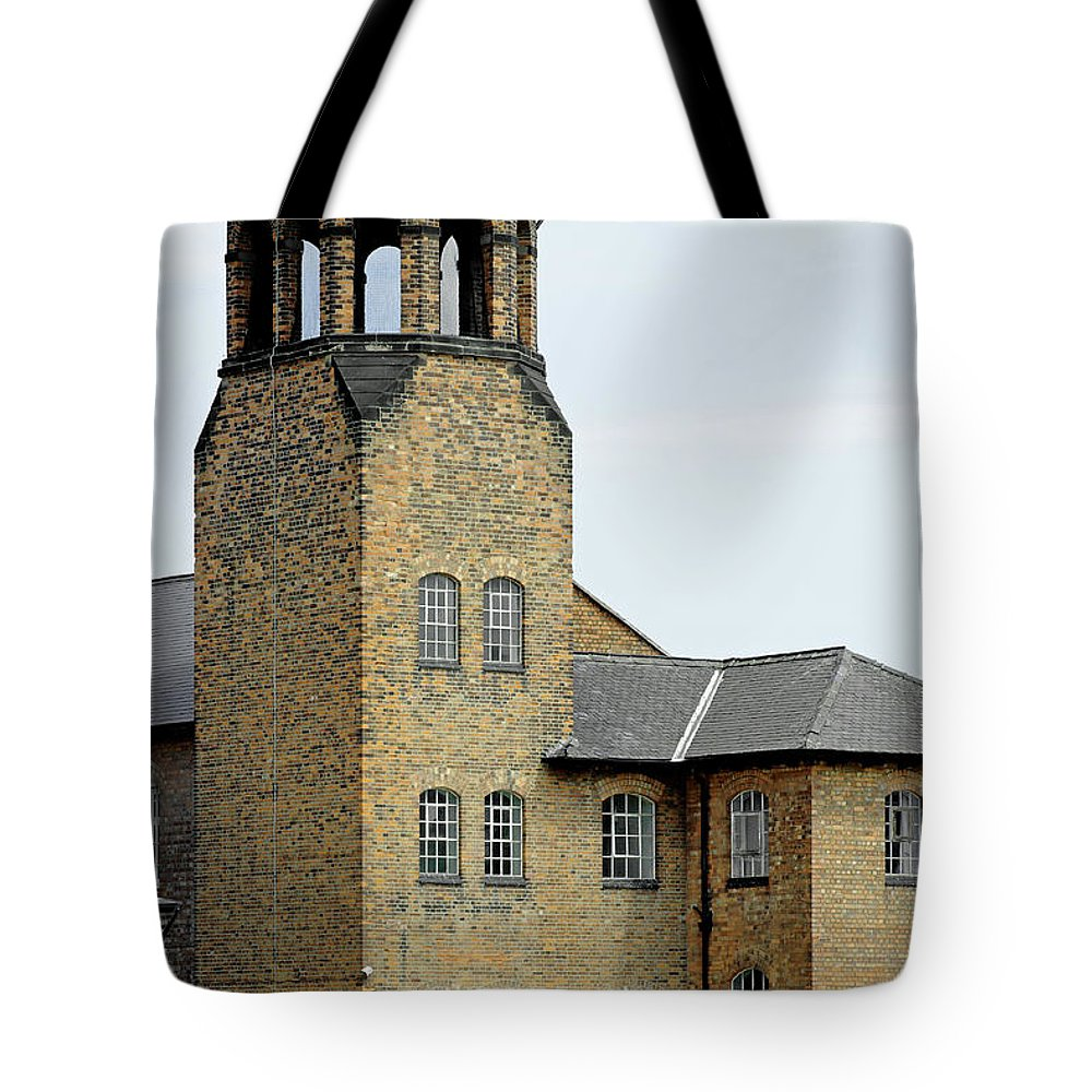 Europe Tote Bag featuring the photograph The Silk Mill - Derby by Rod Johnson