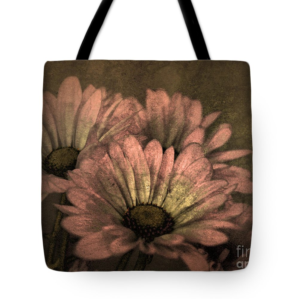 Texture Tote Bag featuring the photograph The Soft Glow Of Spring by Tara Turner