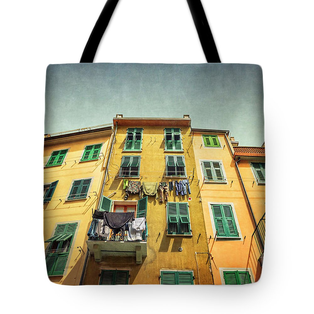 Kremsdorf Tote Bag featuring the photograph The Sound Of Life by Evelina Kremsdorf