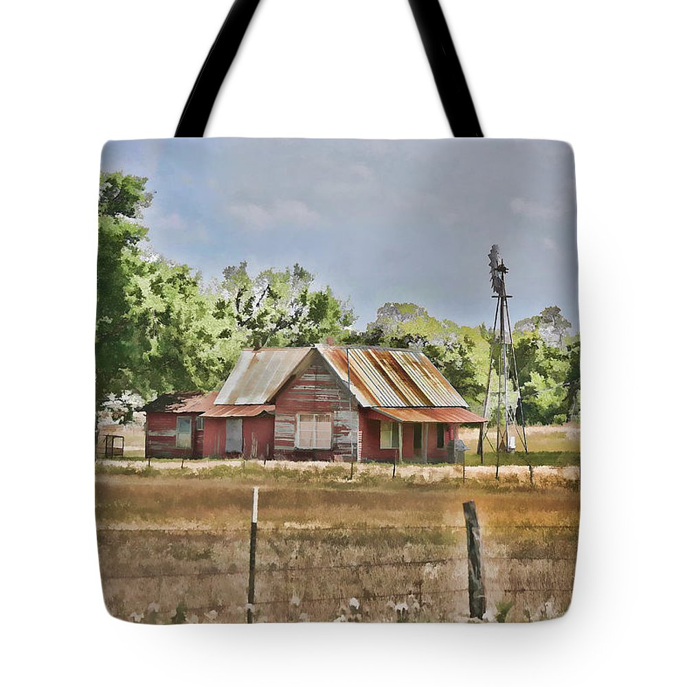 House Tote Bag featuring the photograph The Sound Of Quiet by Douglas Barnard