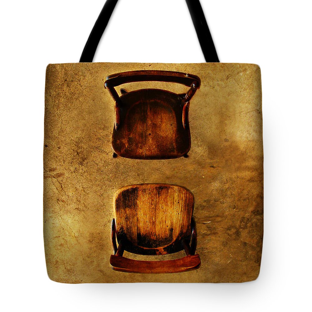 Dipasquale Tote Bag featuring the photograph The Space Between You And Me by Dana DiPasquale