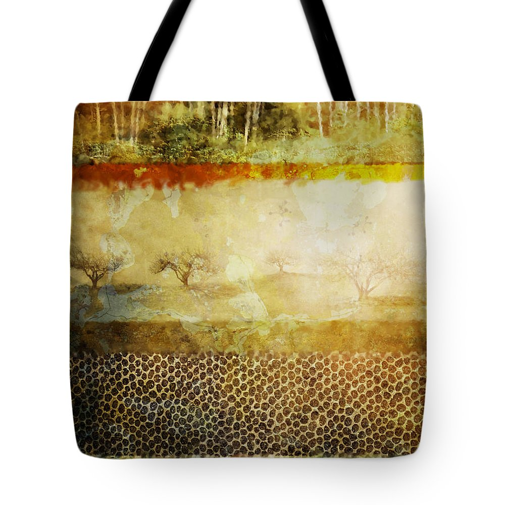 Trees Tote Bag featuring the photograph The Spirit Trees by Tara Turner